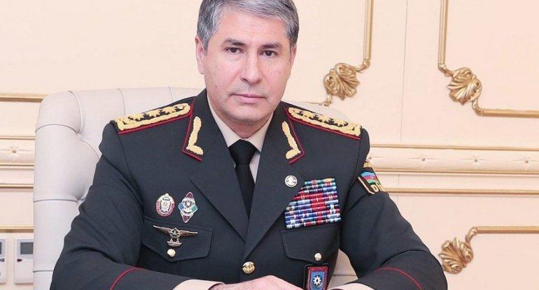 Vilayət Eyvazov şəxsi heyəti təbrik etdi