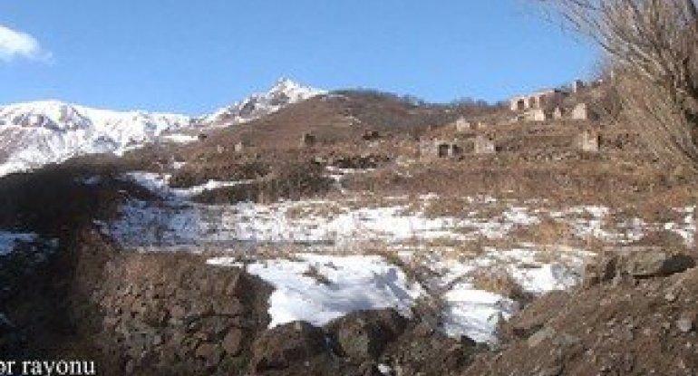 Kəlbəcərin Yuxarı Ayrım kəndindən görüntülər - VİDEO