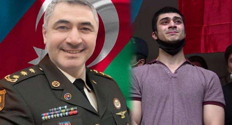 İlqar Mirzəyevin oğlu