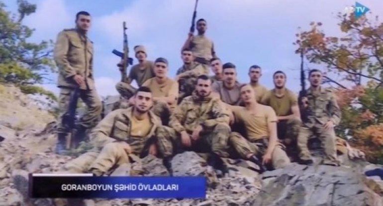 Goranboyun şəhid övladları - VİDEO