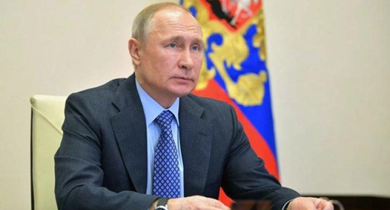 Putinin Moskva görüşündəki çıxışının - Tam mətni