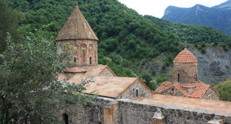Murov dağından Kəlbəcərə, Xudavəng monastırına səyahət - VİDEO