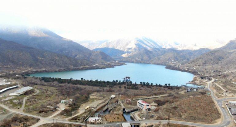 Suqovuşanda kiçik su elektrik stansiyalarının təmirinə başlanıldı - VİDEO