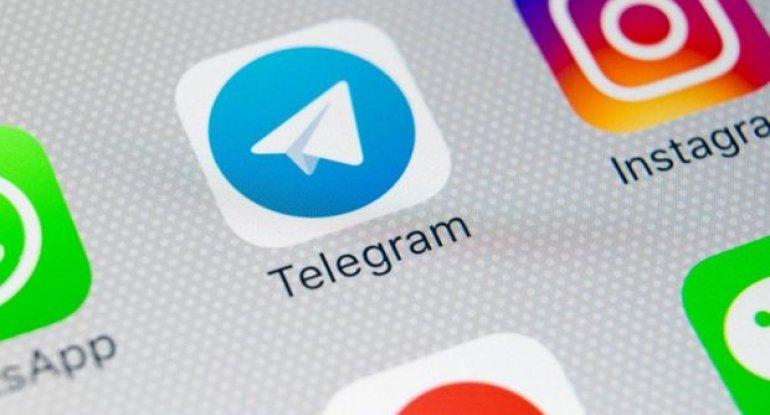 """""""Telegram""""a """"böyük köç"""": Son 72 saat ərzində 25 milyon yeni qeydiyyat"""