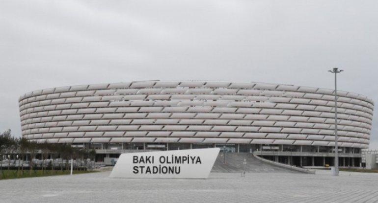 Azərbaycan-Serbiya matçının stadionu müəyyənləşdi