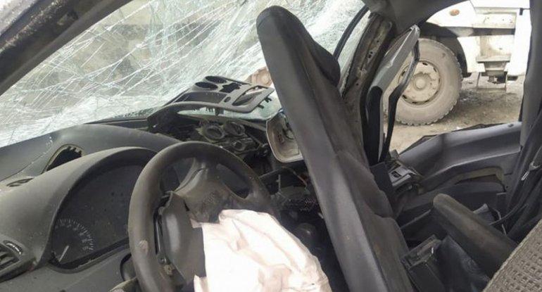 Şuşada yol qəzası: Bir hərbçimiz həlak oldu, ikisi yaralandı - SON DƏQİQƏ