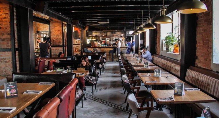 Kafe və restoranların fəaliyyəti bu şərtlə bərpa oluna bilər - AÇIQLAMA