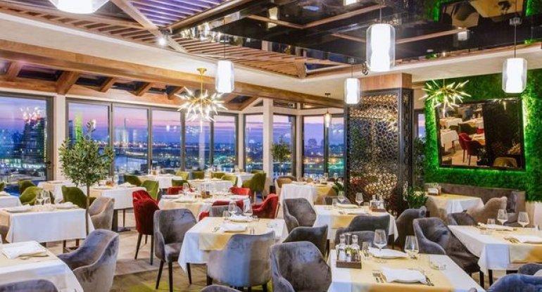 Restoranların fəaliyyəti bərpa edilir - RƏSMİ