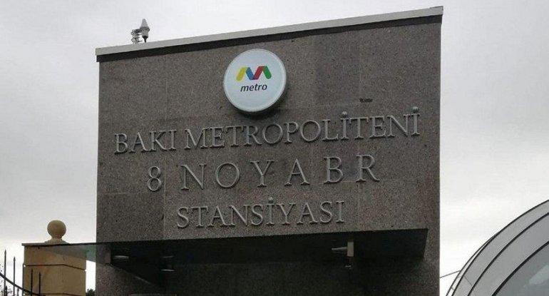 Bakı metrosunun