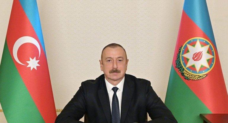 Azərbaycan Prezidenti indoneziyalı həmkarına başsağlığı verib