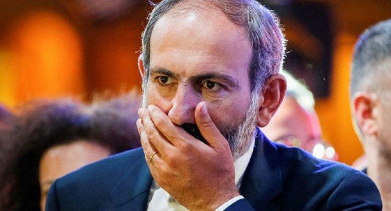 Paşinyan parlamentə güllə keçirməyən jiletdə gəlib - İDDİA+FOTO