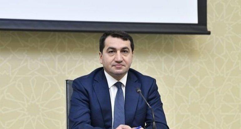 """Prezidentin köməkçisi Qarabağda müharibənin başlamasından DANIŞDI: """"Dedik k ..."""