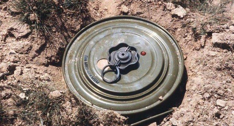 Azad edilən ərazilərin minalardan təmizlənməsi ilə bağlı RƏSMİ AÇIQLAMA