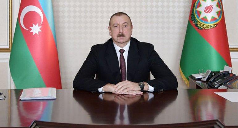 İlham Əliyev Rəşad Nəbiyevi qəbul etdi - VİDEO