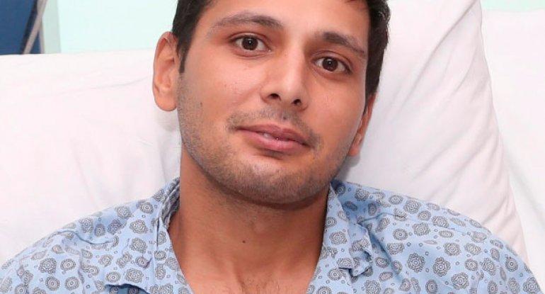 Əsirlikdən azad edilən Bayram Kərimov imtahan verdi