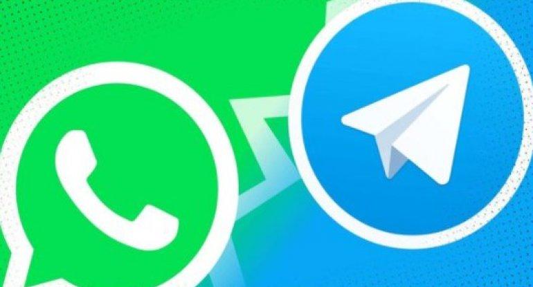 """""""WhatsApp"""" yazışmalarını """"Telegram""""a köçürmək üçün təlimatlar"""