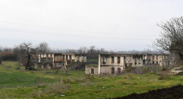 İşğaldan azad edilmiş ərazilərdə dövlət orqanlarının strukturları yaradılır