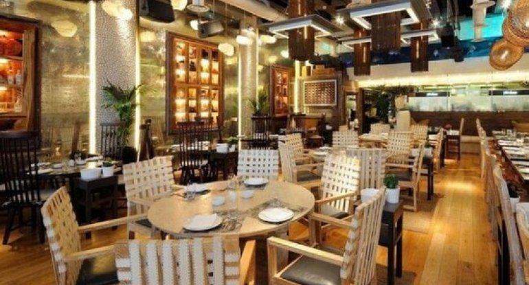 Bu gündən kafe və restoranlar AÇILIR