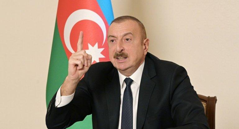 Dövlət başçısı Mərkəzi Bankın sədrini tənqid etdi: