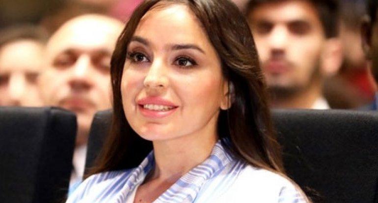 Leyla Əliyeva əsgərlərimiz haqqında şeir yazdı
