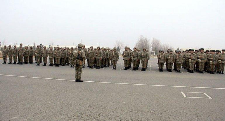 Azərbaycan Ordusunda yeni tədris ili davam edir - VİDEO