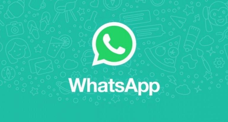 """""""WhatsApp"""" messencerində 10 ildən çox gözlənilən funksiya sınaqdan keçirilir"""