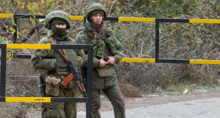 MN: Rusiya sülhməramlıları Kəlbəcərə 185 ton yükün çatdırılmasını təmin edib