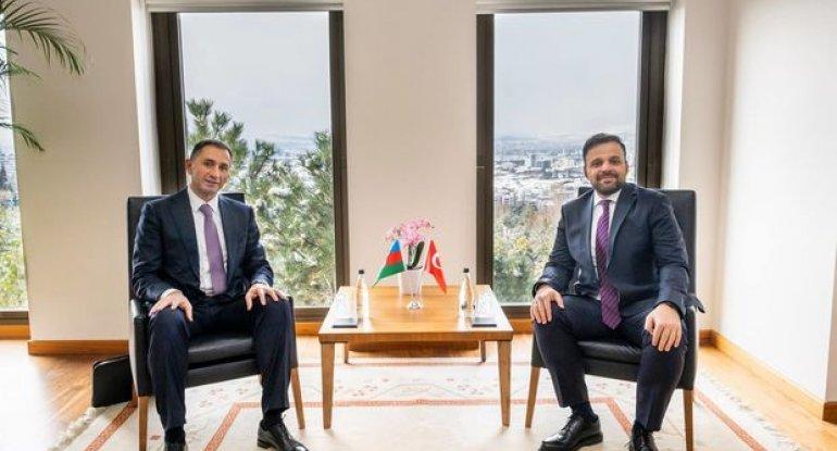 Azərbaycan və Türkiyə arasında növbəti razılaşma - FOTO