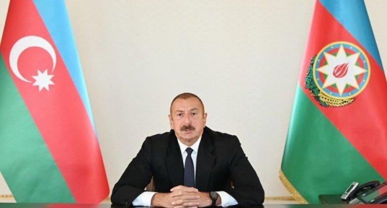 İlham Əliyev Türkiyə ilə memorandumu təsdiqlədi
