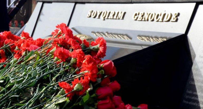ABŞ-ın daha bir şəhərində Xocalı soyqırımı barədə qərar qəbul edildi - FOTO