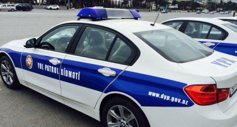 Yol polisindən sürücülərə və piyadalara VACİB MÜRACİƏT