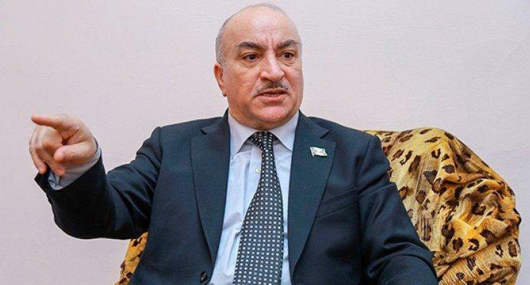 """Tahir Kərimli: """"Qazilərimiz və veteranlarımız niyə status üçün Bakıya gəlməlidir?"""""""