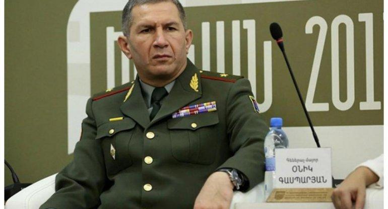 Nikol Paşinyan Baş Qərargah rəisini vəzifədən azad etdi
