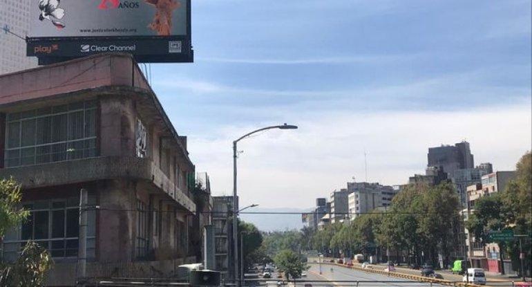 """Meksika və Peru paytaxtlarının mərkəzi küçələrində """"Xocalıya ədalət"""" çağırışı"""