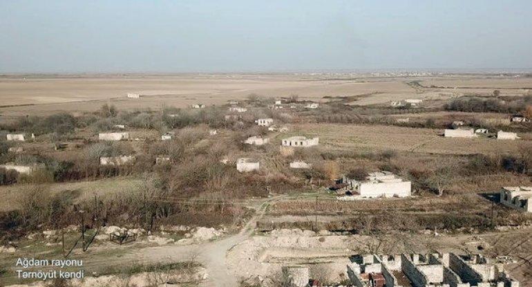 Ağdam rayonunun Tərnöyüt kəndi - VİDEO