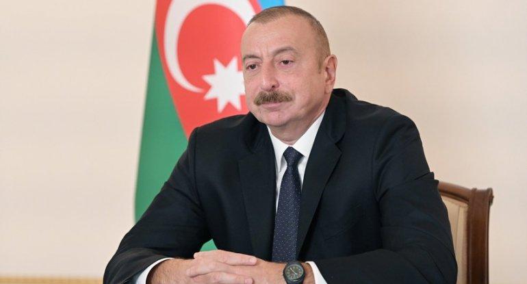 """İlham Əliyev: """"Azərbaycan pandemiyanın əvvəlindən vəziyyəti nəzarətdə saxlayır"""""""