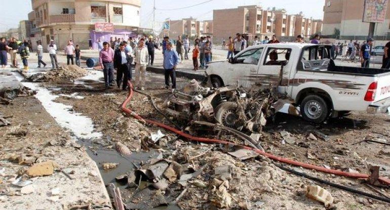 İraqda növbəti terror: 7 ölü, 11 yaralı