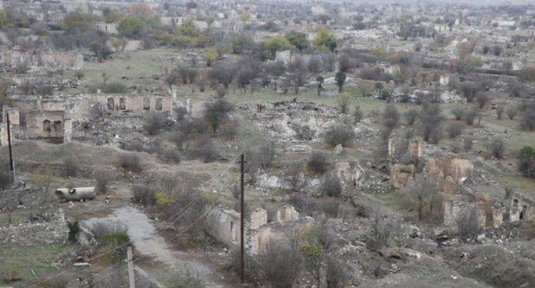 İşğaldan azad olunmuş ərazilərə getmək istəyənlər saxlanıldı - FOTO
