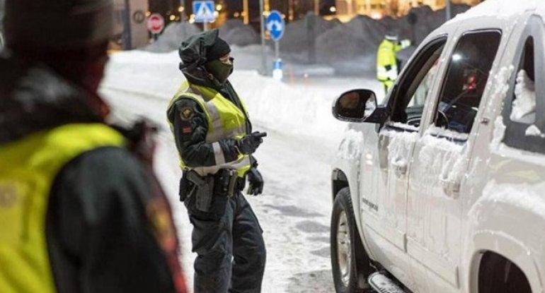 Finlandiyada fövqəladə vəziyyət elan olundu