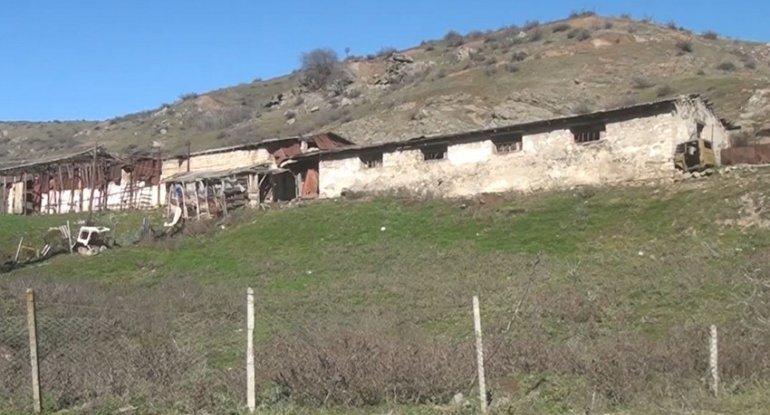 Xocavəndin Düdükçü kəndinin görüntüləri