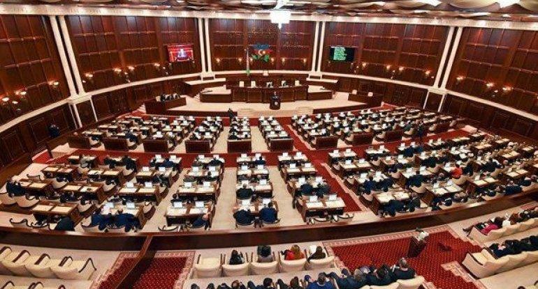 Milli Məclisin növbəti iclasının vaxtı açıqlandı