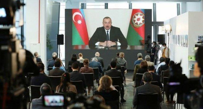 Moldova KİV-ləri Prezident İlham Əliyevin mətbuat konfransı barədə məlumatlar yayıblar