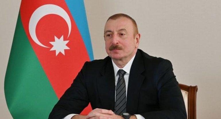 İlham Əliyev YAP-ın qurultayında çıxış etdi - YENİLƏNİB
