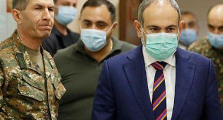 Paşinyan general Qasparyana qalib gəldi