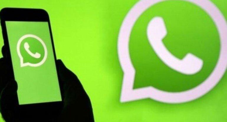 """""""WhatsApp""""dan yazışmalarla bağlı YENİLİK"""
