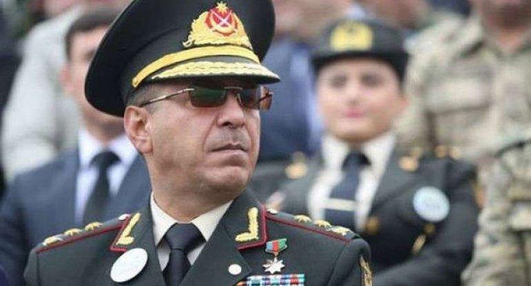 General-leytenant Rövşən Əkbərov həbs edilib - RƏSMİ