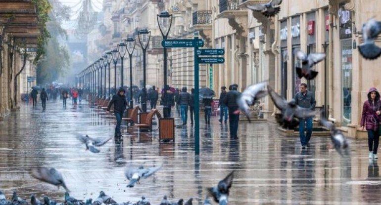 Sabahın hava proqnozu: Güclü külək, yağış, dolu, qar - XƏBƏRDARLIQ