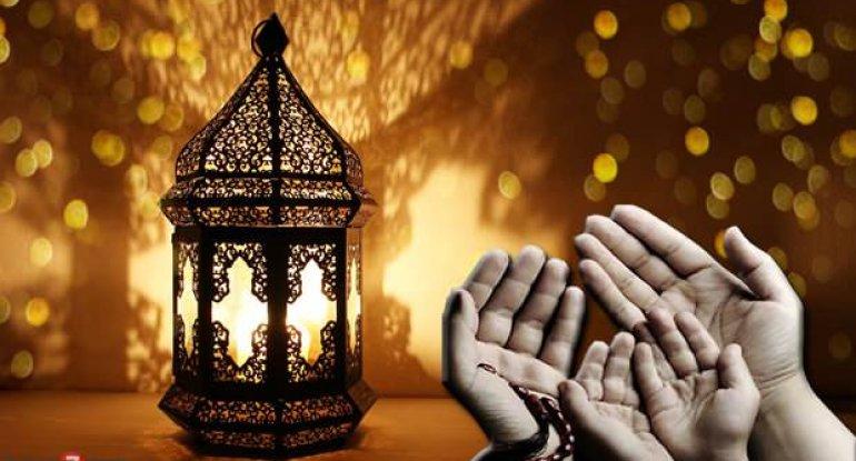 Ramazan ayı nə vaxt başlayacaq? - AÇIQLAMA