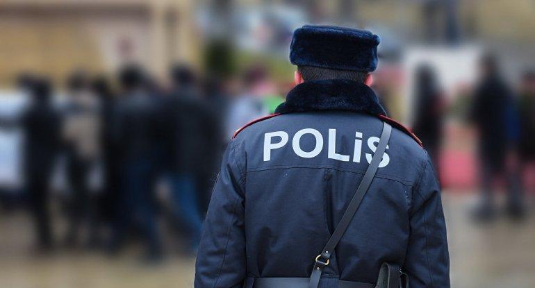 Polisdən əməliyyat: 92 nəfər saxlanılıb