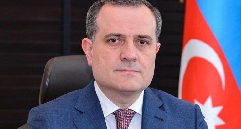 Ceyhun Bayramov Tacikistana yola düşdü